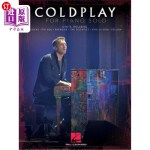 【中商海外直订】Coldplay for Piano Solo