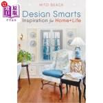 【中商海外直订】Design Smarts: Inspiration for Home+life