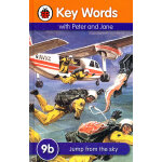 Key Words: 9b Jump from the sky 关键词9b:从空中跳下来 ISBN 9781409301455