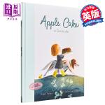 预售【中商原版】Genevieve Godbout:苹果蛋糕 Apple Cake: A Gratitude 亲子绘本
