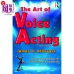 【中商海外直订】The Art of Voice Acting: The Craft and Business of