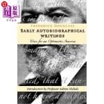 【中商海外直订】Frederick Douglass Autobiographical Writings