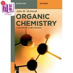 【中商海外直订】Organic Chemistry: Fundamentals and Concepts