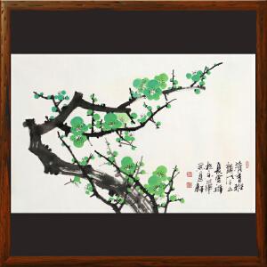 《清香雅韵》李云祥 湖南民间美术研究会主席 一级美术师R4023