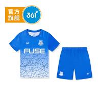 【儿童节立减价:79.6】361度童装 男童足球套装 2020年夏季新品儿童休闲足球套装K51921466