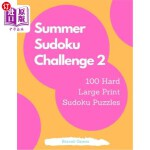 【中商海外直订】Summer Sudoku Challenge 2