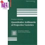 【中商海外直订】Quantitative Arithmetic of Projective Varieties