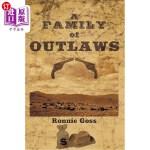 【中商海外直订】A Family of Outlaws
