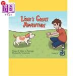 【中商海外直订】Lisek's Great Adventure