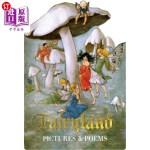 【中商海外直订】Fairyland - Pictures and Poems: 0
