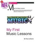 【中商海外直订】My First Music Lessons