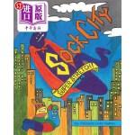 【中商海外直订】Sock City Super Stretch