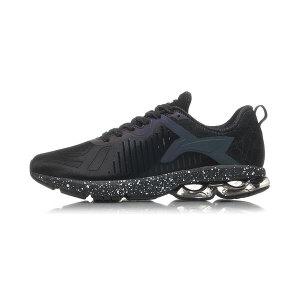 李宁LINING女鞋跑步鞋飞鸿气垫弧反光秋冬新款运动鞋ARHM112-2