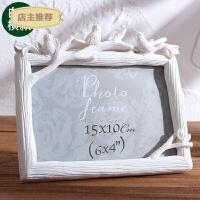 家用相框摆台个性创意照片框七寸六寸 5 6 7 像框相架树脂可爱韩版SN6732