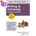 【中商海外直订】Writing at University: A Guide for Students