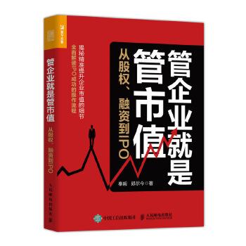 管企业就是管市值-从股权-融资到IPO(pdf+txt+epub+azw3+mobi电子书在线阅读下载)