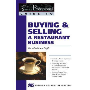 【预订】Buying, Selling & Leasing a Restaurant for Maximum Profit: 365 Secrets Revealed 预订商品,需要1-3个月发货,非质量问题不接受退换货。