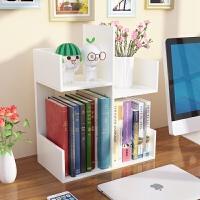 【限时抢购,全店七折】多层小型书架简易书桌上宿舍学生用办公室桌面置物架儿童收纳书柜