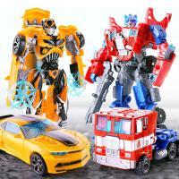 �和�玩具�模型男孩子3-4-5-6�q8小孩警小汽�男童�形玩具�C器人