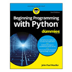 【中商原版】Python入门达人迷 英文原版 Beginning Programming with Python Fo