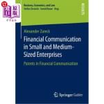 【中商海外直订】Financial Communication in Small and Medium-Sized E