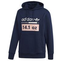 adidas阿迪达斯三叶草男卫衣长袖连帽休闲运动服DH4941