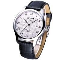 天梭 (TISSOT)手表 力洛克系列机械男表T41.1.423.33