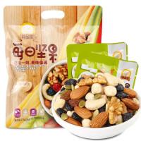 鲜品屋 每日坚果 坚果炒货特产零食 混合坚果 375g*1袋