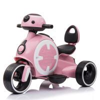 两三岁小孩玩的婴儿电车 儿童电动摩托车三轮车小孩玩具车宝宝电瓶车充电可坐人1-3岁男孩
