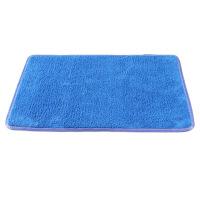 吸水珊瑚绒进门地垫卧室门垫脚垫厨房地毯浴室门口防滑垫 59.5x40cm
