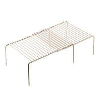 厨房置物水槽沥水架 可伸缩厨房置物架调料架调味架铁艺橱柜下水槽收纳架碗碟架沥水架