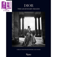 【中商原版】迪奥:传奇影像 英文原版 Dior - The Legendary Images