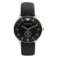 ARMANI阿玛尼时尚流行超薄皮带玫瑰金石英男表 休闲商务男士手表腕表AR0383 AR0382 AR1647 AR1