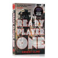 玩家一号 玩家1号 英文原版 畅销科幻小说书籍 Ready Player One RPO 恩斯特克莱恩 虚拟VR技术