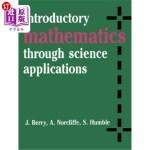 【中商海外直订】Introductory Mathematics Through Science Applicatio