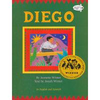 Diego (Dragonfly Books)迪亚戈ISBN9780679856177ISBN978067985617