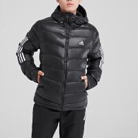 adidas阿迪达斯男服棉服户外保暖连帽休闲运动服BQ6800