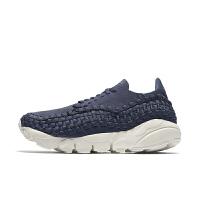 Nike/耐克 917698 女子休闲运动鞋 编织鞋面跑步鞋 NIKE AIR FOOTSCAPE WOVEN