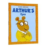 英文原版平装绘本 亚瑟小子的眼睛 Arthur's Eyes
