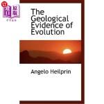 【中商海外直订】The Geological Evidence of Evolution