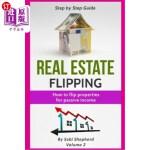 【中商海外直订】Real Estate Flipping: How to flip properties for pa
