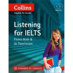 现货 英文原版 Collins Listening for Ielts