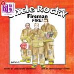 【中商海外直订】Uncle Rocky, Fireman #1 Fire!