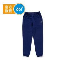 【3折到手价:65.7】361度童装 男童裤子男童针织加厚长裤儿童长裤子K51742551