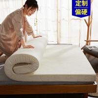 高密度偏硬床垫1.5m榻榻米席梦思1.35米记忆棉海绵1.2m1.8m床褥子