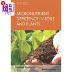 【中商海外直订】Micronutrients Deficiency in Soils and Plants