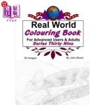 【中商海外直订】Real World Colouring Books Series 39