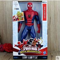 蜘蛛侠2 发声说话蜘蛛侠公仔 关节可动人偶玩具模型 20种声