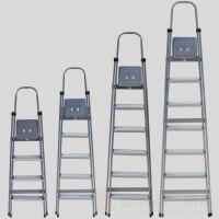 折叠梯子家用铝合金梯子钢铝梯楼梯扶梯人字梯室内单侧步步高梯子