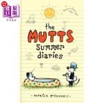 【中商海外直订】The Mutts Summer Diaries
